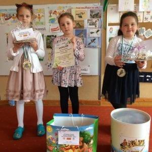 III Gminny Turniej Wiedzy Ekologicznej dla przedszkolaków